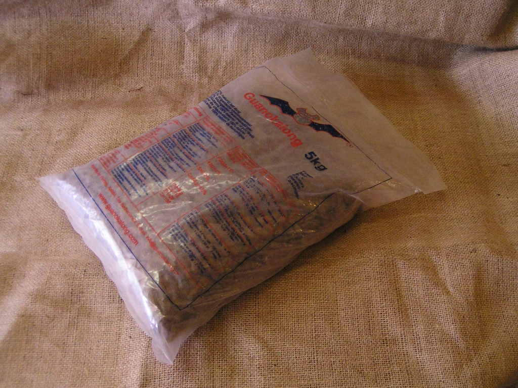Guanokalong granule 5 kg