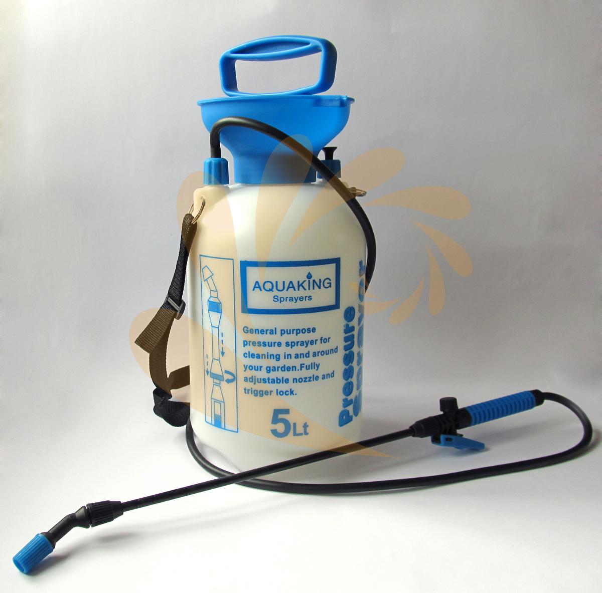 Rozprašovač tlakový 5 l Aquaking