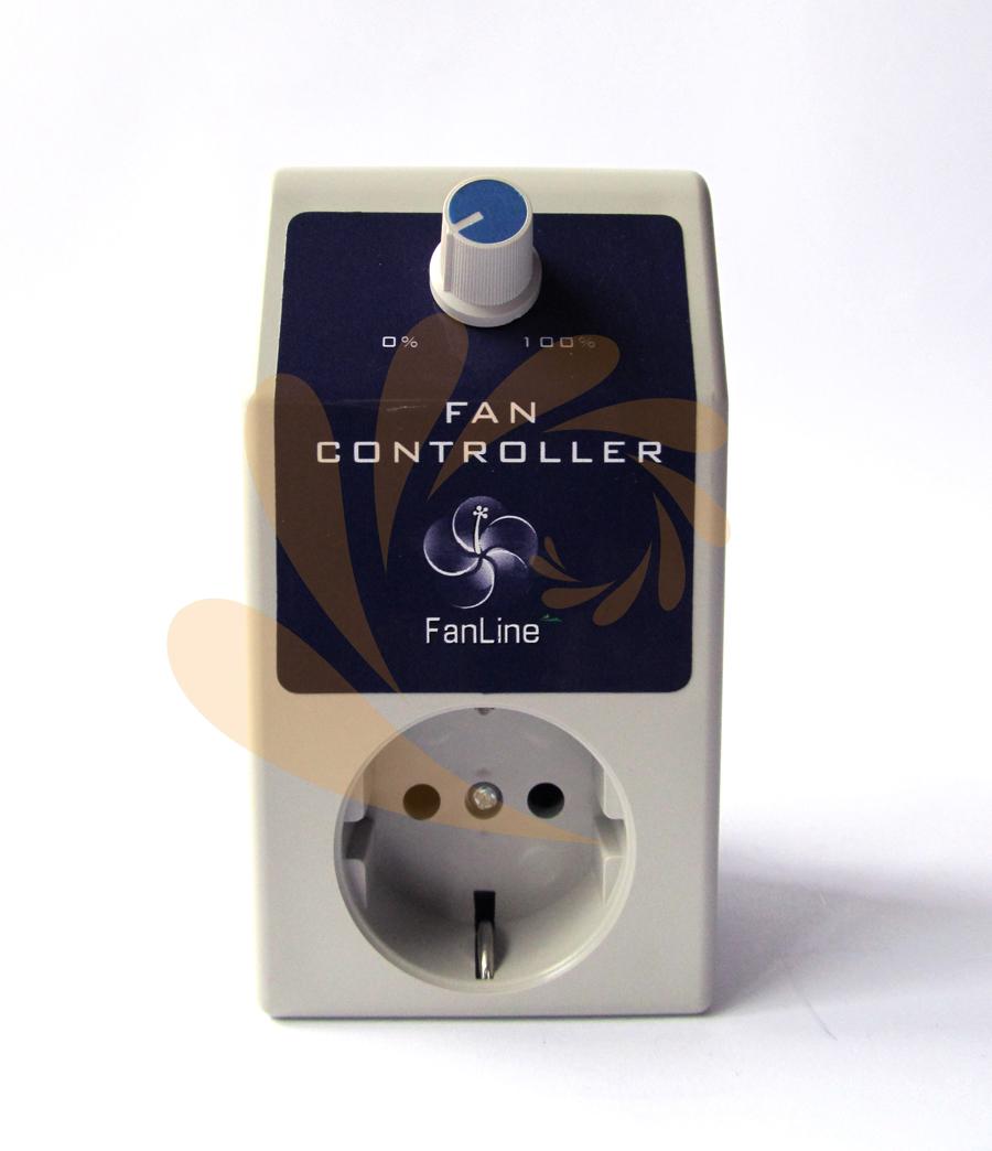 Brons regulátor otáček ventilátoru