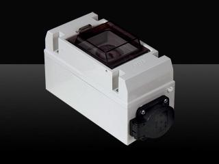 Davin DV101A - analogové spínací hodiny vteřinové