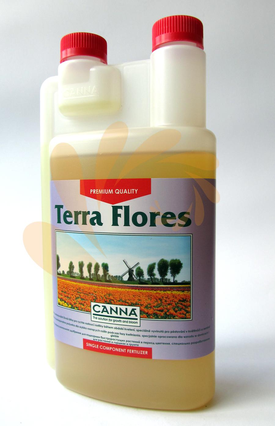 Canna Terra Flores 1 l