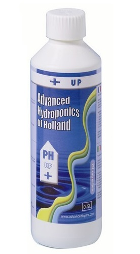 pH+ 0,5 l Advanced Hydroponics of Holland