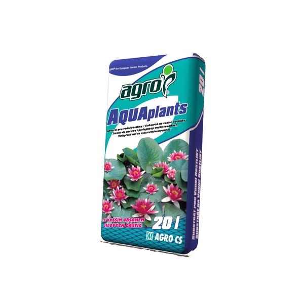 Aquaplants 20 l - substrát pro vodní rostliny Agro CS