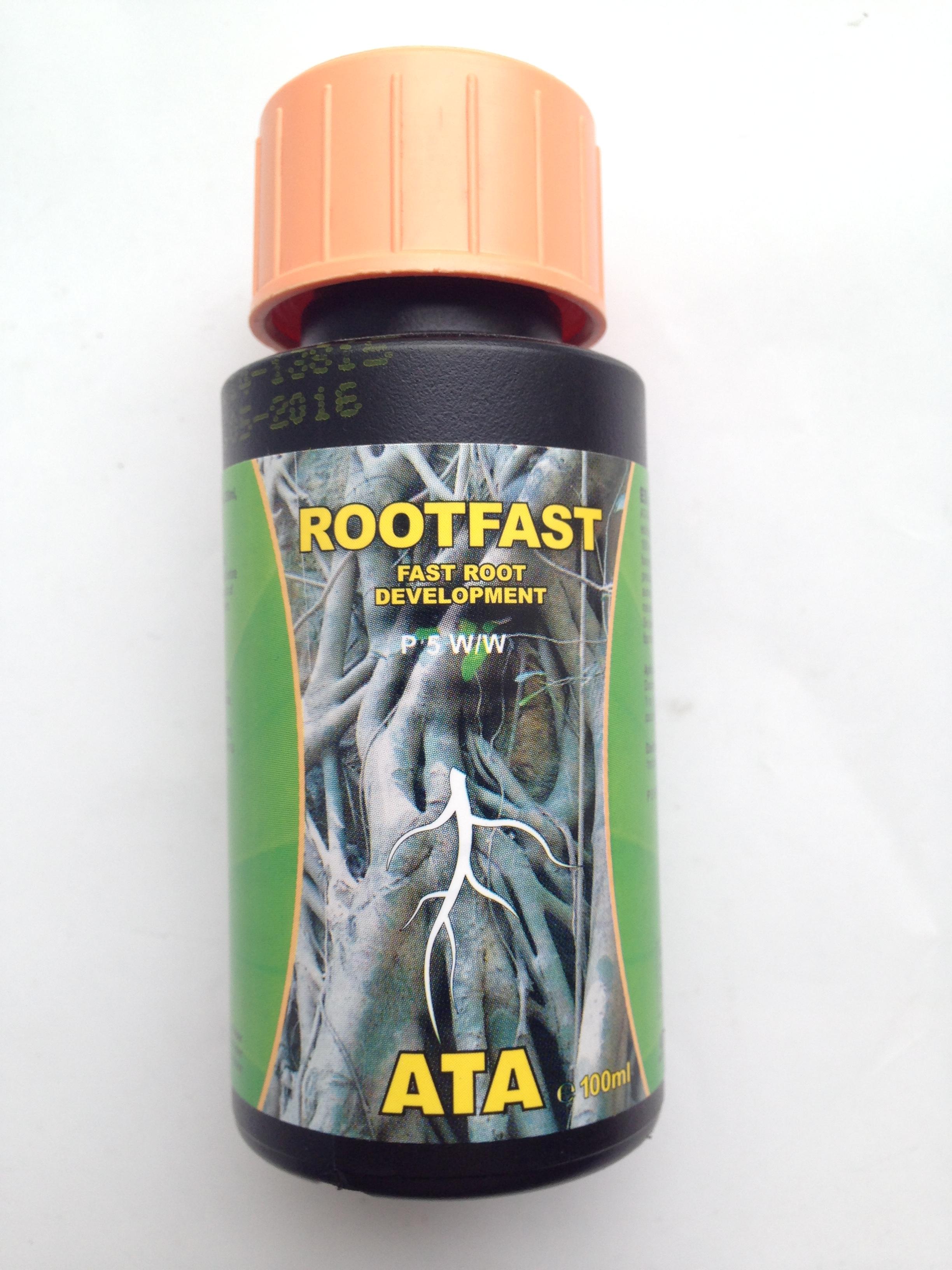 Ata RootFast 0,1 l - kořenový stimulátor