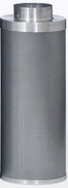 Filtr CAN Lite 425 m3/h s přírubou 125 mm