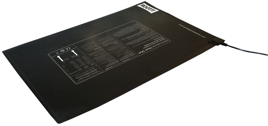 Root!t Horticultural Heat Mat medium - vyhřívaná podložka 40x60 cm