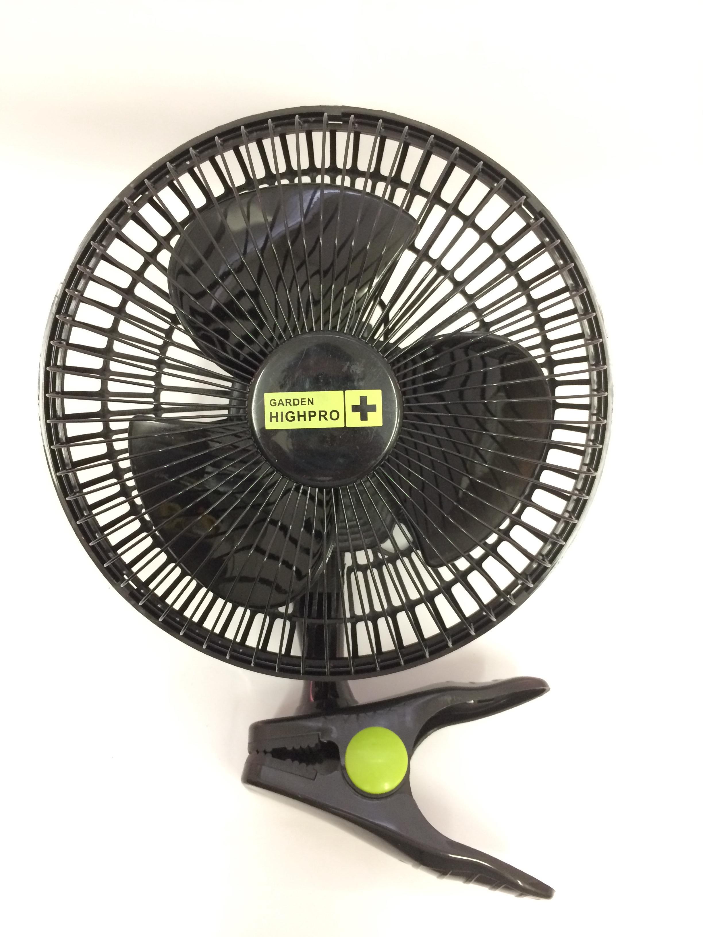 Ventilátor Garden Highpro 15 cm klipsnový 15 W 200 m3/h