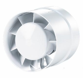 Ventilátor Vents 125 VKO (185 m3/h)