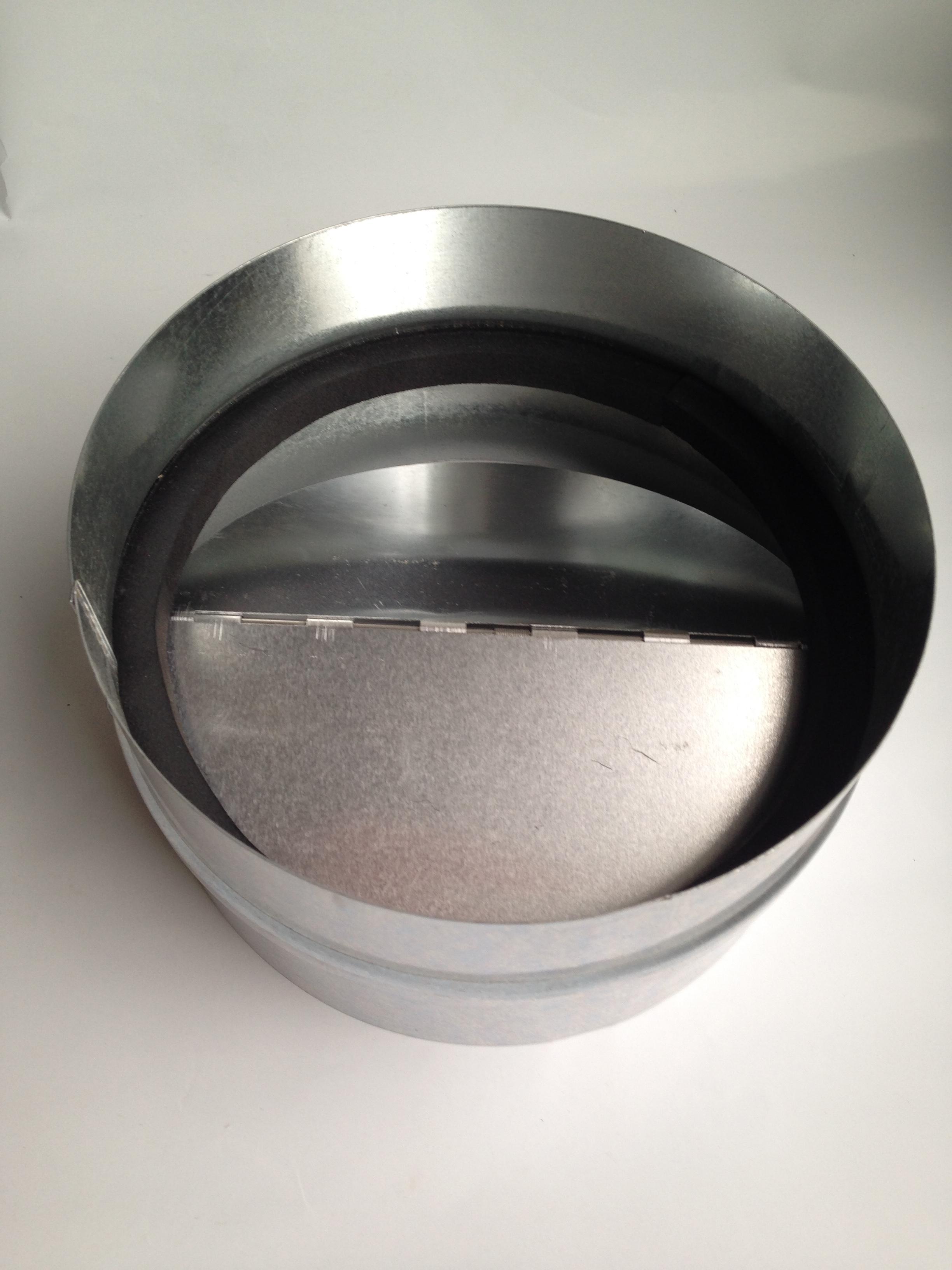 Zpětná klapka 150 mm