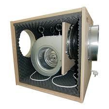 Ventilátor Softbox Torin 1000 m3/h 48x48x60 cm